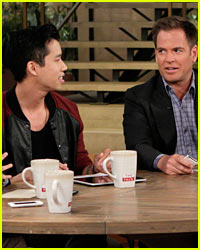 JustJared.com's Jared Eng: 'The Talk' Appearance!