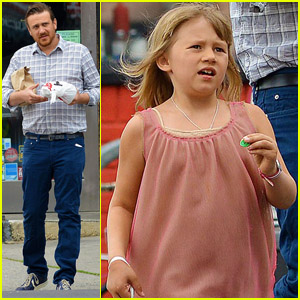 Jason Segel: Breakfast with Matilda Ledger!