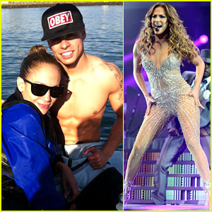 Jennifer Lopez Launches Concert Tour After 'Idol' Exit