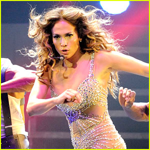 Jennifer Lopez Talks 'American Idol' Exit at First U.S. Tour Stop - Exclusive Video!