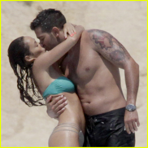 Jesse Metcalfe: Mexican Vacation with Fiancee Cara!