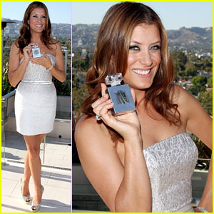 Kate Walsh: 'Billionaire Boyfriend' Fragrance Launch!