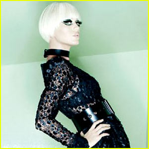 Katy Perry: 'Vogue Italia' Fashion Spread!