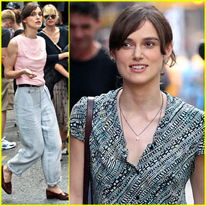 Keira Knightley: 'Song' Set with Catherine Keener!