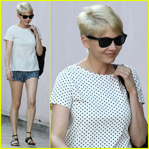 Michelle Williams: Terri Lawton Visit!