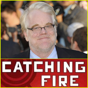 Philip Seymour Hoffman Signs on for 'Catching Fire'!