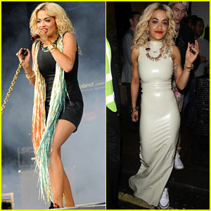 Rita Ora: T in the Park Performer!