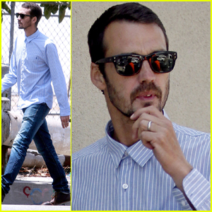 Rupert Sanders Spotted Wearing Wedding Ring