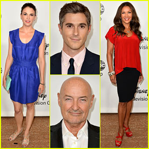 Sutton Foster &#038; Vanessa Williams: ABC's TCA Party!