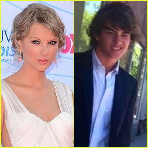 Taylor Swift & Conor Kennedy: Holding Hands!