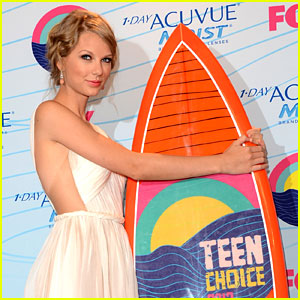 Teen Choice Awards Winners List 2012