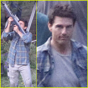 Tom Cruise: Shooting Into 'Oblivion'