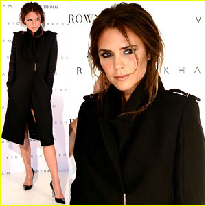 Victoria Beckham: Brown Thomas Fashion Presentation!