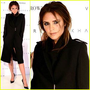 Victoria Beckham: Brown Thomas Fashion Presentation!