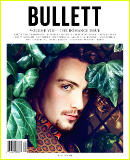 Aaron Taylor-Johnson Covers 'Bullett' Magazine - Exclusive!