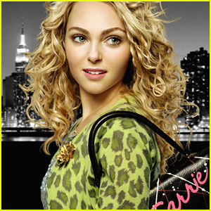AnnaSophia Robb: 'The Carrie Diaries' Stills!