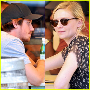 Kirsten Dunst: Artisan Cheese Gallery with Garrett Hedlund!