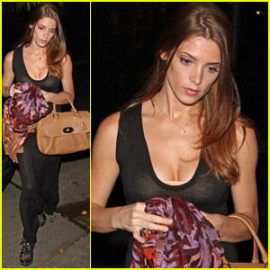 Ashley Greene: Chateau Marmont Cutie!