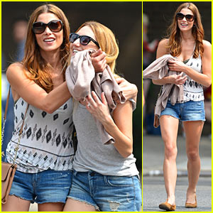 Ashley Greene: Gemma Lunch Date
