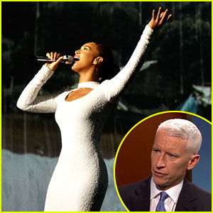 Beyonce: Anderson Cooper 360° Interview for 'I Was Here'