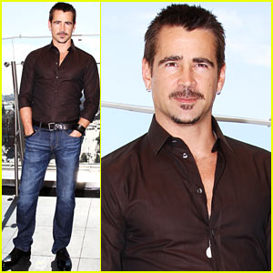 Colin Farrell: 'Total Recall' Moscow Photo Call!
