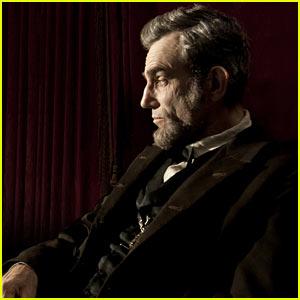 Daniel Day-Lewis as Abraham Lincoln - First Look!