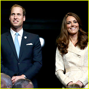 Duchess Kate & Prince William: Paralympics Opening Ceremony!