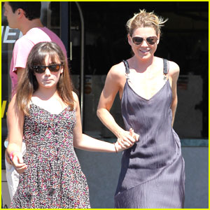 Ellen Pompeo: Tere's Mexican Grill with a Gal Pal