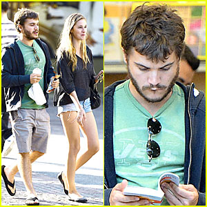 Emile Hirsch: Vignette Night Out