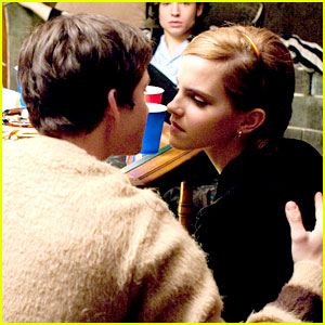 Emma Watson: 'Perks of Being a Wallflower' Exclusive Stills!