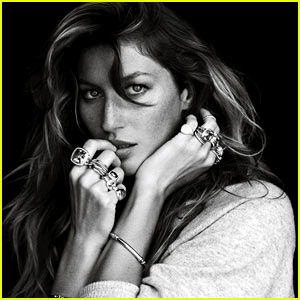 Gisele Bundchen: David Yurman Fall 2012 Campaign Pics!