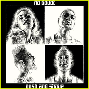Gwen Stefani & No Doubt Reveal 'Push & Shove' Album Art!