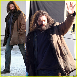 Hugh Jackman: Wig for 'Wolverine!'