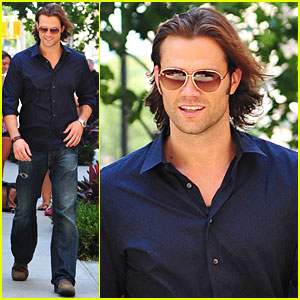 Jared Padalecki Proposes New Olympic Sport