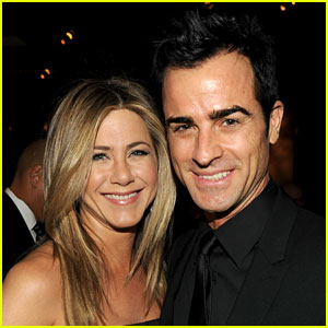 Jennifer Aniston & Justin Th