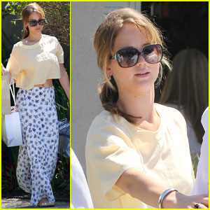 Jennifer Lawrence: Day of InDulgence Party