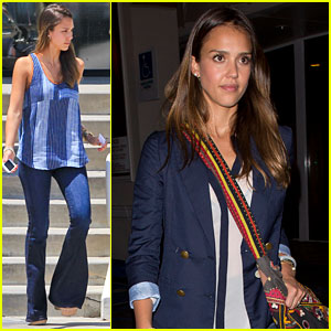 Jessica Alba: Honest Company Growing Quickly!