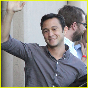 Joseph Gordon-Levitt: 'Jimmy Kimmel Live' Visit!