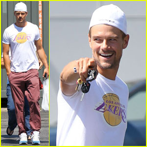 Josh Duhamel Praying For Gulf Coast