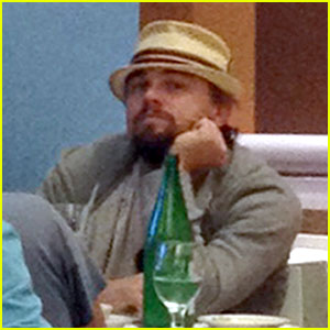 Leonardo DiCaprio: Dinner in the Big Apple!