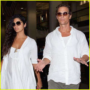 Matthew McConaughey & Camila Alves: From Ibiza to L.A.