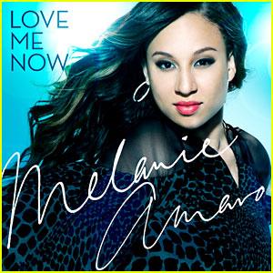 X Factor's Melanie Amaro: 'Love Me Now' - Listen Now!