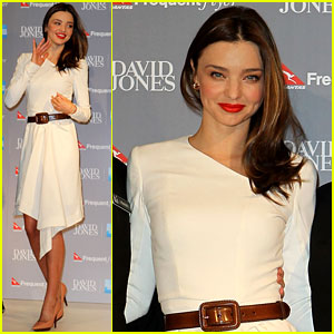 Miranda Kerr: David Jones Amex Press Conference!