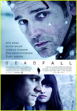 Olivia Wilde & Charlie Hunnam: 'Deadfall' Trailer & Poster!