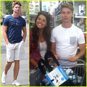 Patrick Schwarzenegger: R+D Kitchen Lunch!