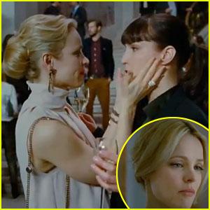 Rachel McAdams & Noomi Rapace: 'Passion' Trailer!