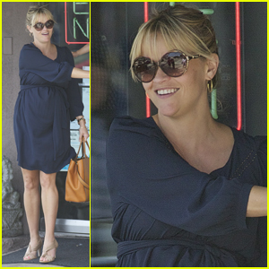 Reese Witherspoon: Hugo Lunch!