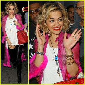 Rita Ora: 'How We Do' UK Release Today!