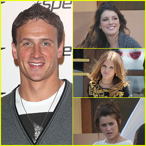 Ryan Lochte: '90210' Cameo as H