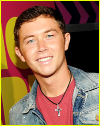 Scotty McCreery Falls Off Stage, Blames Brad Paisley!